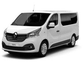 Renault Trafic 8+1