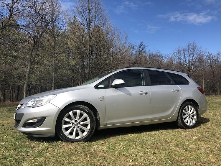 Opel Astra J Automatik