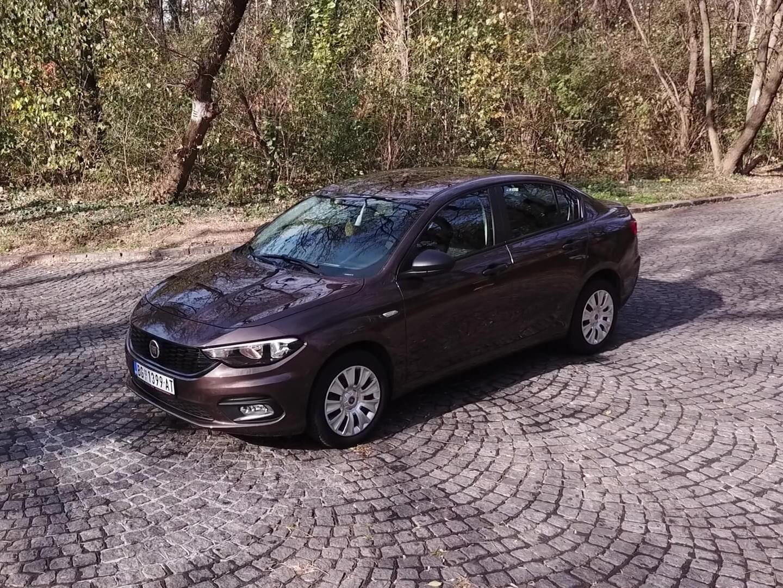 Fiat Tipo Sedan 2018